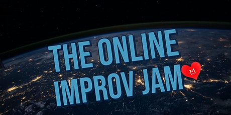 The Online Improv Jam tickets