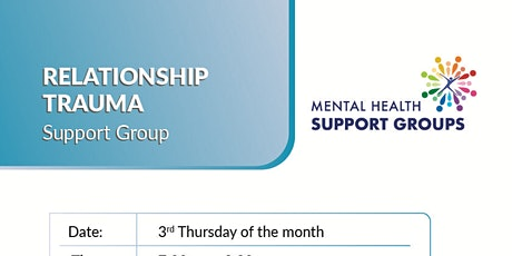 Relationship Trauma Support Group tickets
