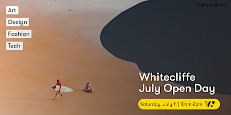 Whitecliffe July Open Day | Auckland Campus tickets