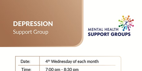 Depression Support Group tickets