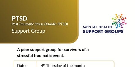 PTSD Support Group tickets