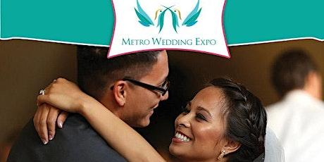 Metro Wedding Expo:  Virtual Bridal Show and Venue Tour tickets