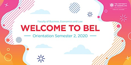 Bachelor of Commerce Welcome Session | Orientation Semester 2 2020 tickets