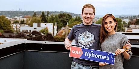 Flyhomes 中文房地产讲座 - 波士顿 tickets