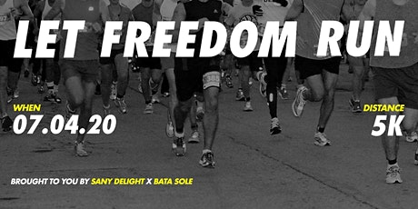 LET FREEDOM RUN tickets