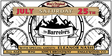 The Barrelors w/ Eleanor Nash & The Ramblers tickets