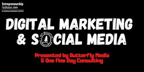Digital Marketing & Social Media tickets