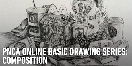 CE Online Workshops Basic Drawing Series:  Composition tickets