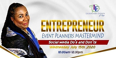 Event Planners Mastermind tickets