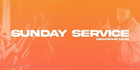 RENAISSANCE SUNDAY SERVICE billets