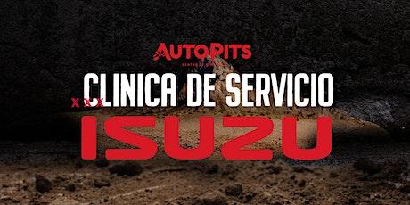 Clínica de Servicio Isuzu - Guápiles entradas