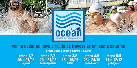 Circuito Ocean | Natação em Águas Abertas - Etapa 1/5 ingressos