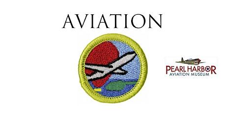 Aviation Merit Badge Online tickets