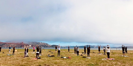 Monday night Pilates at Crissy Field with Ashlee Johnson tickets