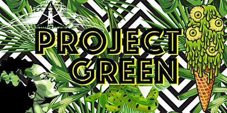PROJECT Δ GREEN tickets