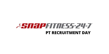 Snap Fitness PT Recruitment Day tickets