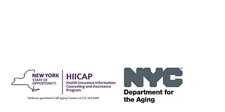Medicare Orientation - Understand Your Costs and Choices in Medicare tickets