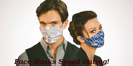 ♥Silicon Valley Professional Singles Masked Speed Dating♥ tickets
