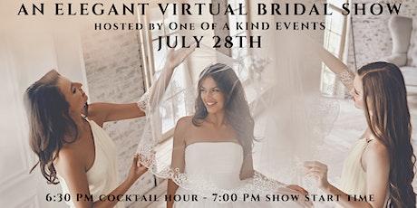 An Elegant Virtual Bridal Show featuring The Claridge Hotel tickets