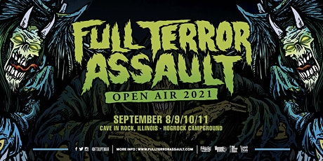 Full Terror Assault Open Air VI * NEW DATE* tickets