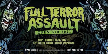 Full Terror Assault Open Air VI * NEW DATE* tickets