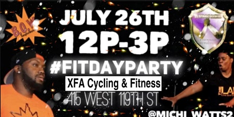 FIT DAY PARTY 2020 tickets