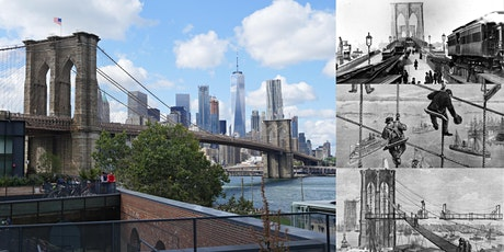 'A Brief History of the Brooklyn Bridge' Webinar tickets