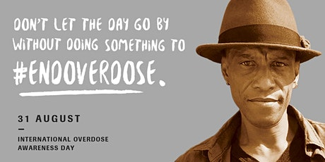 6th Annual International Overdose Awareness Day Event & Vigil tickets
