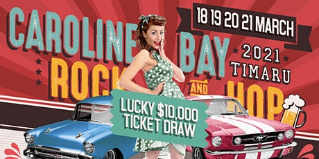 Caroline Bay Rock and Hop 2021 tickets
