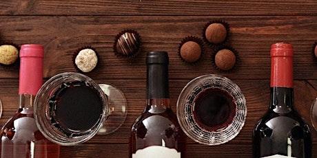 Truffle Making & Wine Pairing tickets
