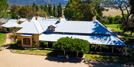 Heritage Precinct Tours of Lanyon Homestead (August 2020) tickets