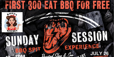 Rob Roy Sunday Session BBQ July 26th tickets