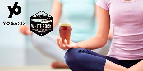 YogaSix Pints & Poses tickets