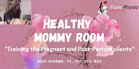Training  The Pregnant and Post-Partum Client tickets