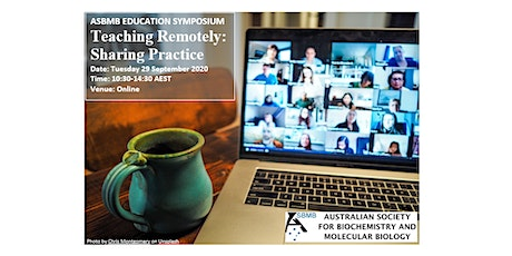 ASBMB Education Symposium - Teaching Remotely: Sharing Practice tickets