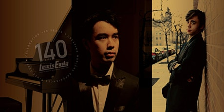Two Pianos Four Hands - Lewis Eady 140th Anniversary Concert Series tickets