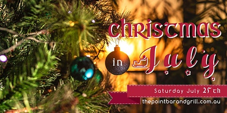 Christmas in July at The Point Bar and Grill tickets