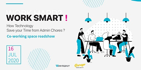 Work Hard? Work Smart! How Technology Save your Time from Admin Chores tickets