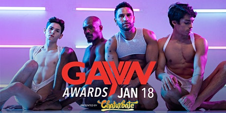 GayVN Awards January 18, 2021 tickets