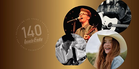 GRACE/KANE/CAMPBELL/ADAM - Lewis Eady 140th Anniversary Concert Series tickets