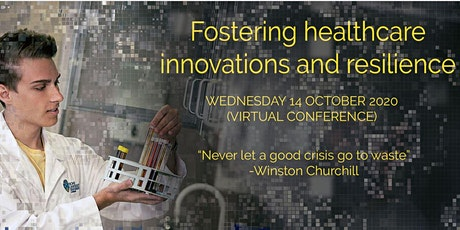 Fostering healthcare innovations and resilience - Virtual Conference tickets