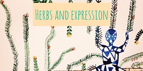 Herbs and Expression at Home Retreat tickets