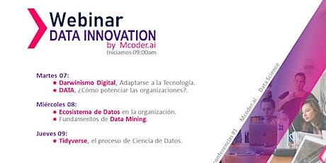 Data Innovation (Mcoder.ai) CDMX boletos
