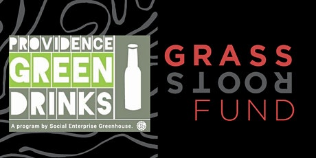 July 2020 Virtual PVD Green Drinks with Grassroots Fund tickets