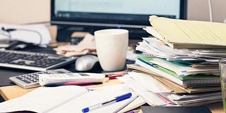 WEN: Learn how to  organize your paperwork webinar tickets