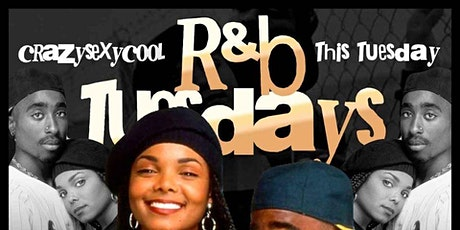 R&B Tuesdays hosted by R&B legend CASE at Alibi tickets