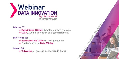Data Innovation (Mcoder.ai) San Luis Potosí entradas