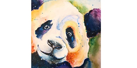 Peaceful Panda - Plucka's Art Studio (Aug 09 1.30pm) tickets