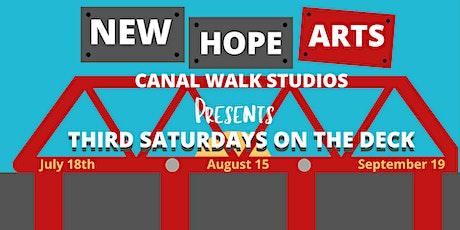 Canal Walk Studios- Presents: THIRD SATURDAY - tickets