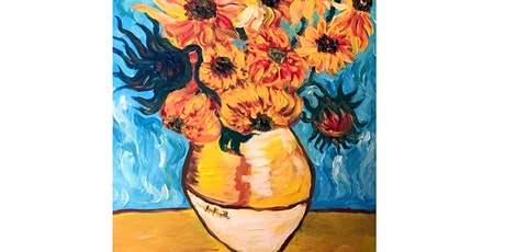 Sunflowers - Plucka's Art Studio (Aug 23 1.30pm) tickets